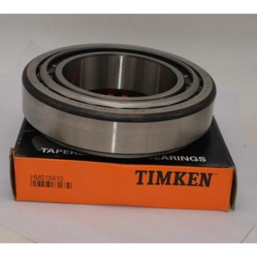 Timken LM654642 LM654610CD Tapered roller bearing