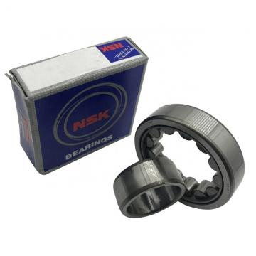 220 mm x 400 mm x 108 mm  NSK 22244CAE4 Spherical Roller Bearing